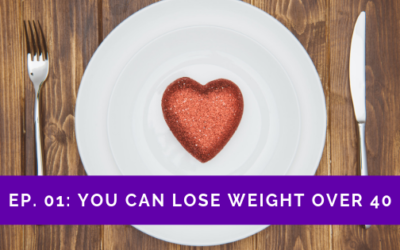 1. You CAN Lose Weight Over 40