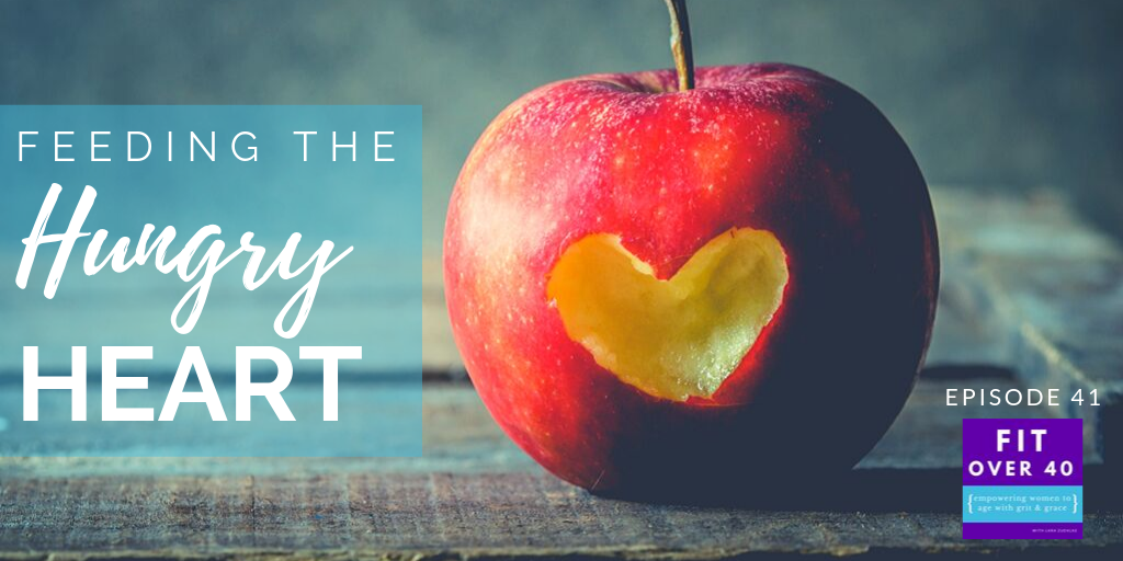 41. Feeding the Hungry Heart